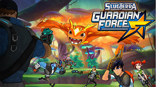 Slugterra Guardian Force