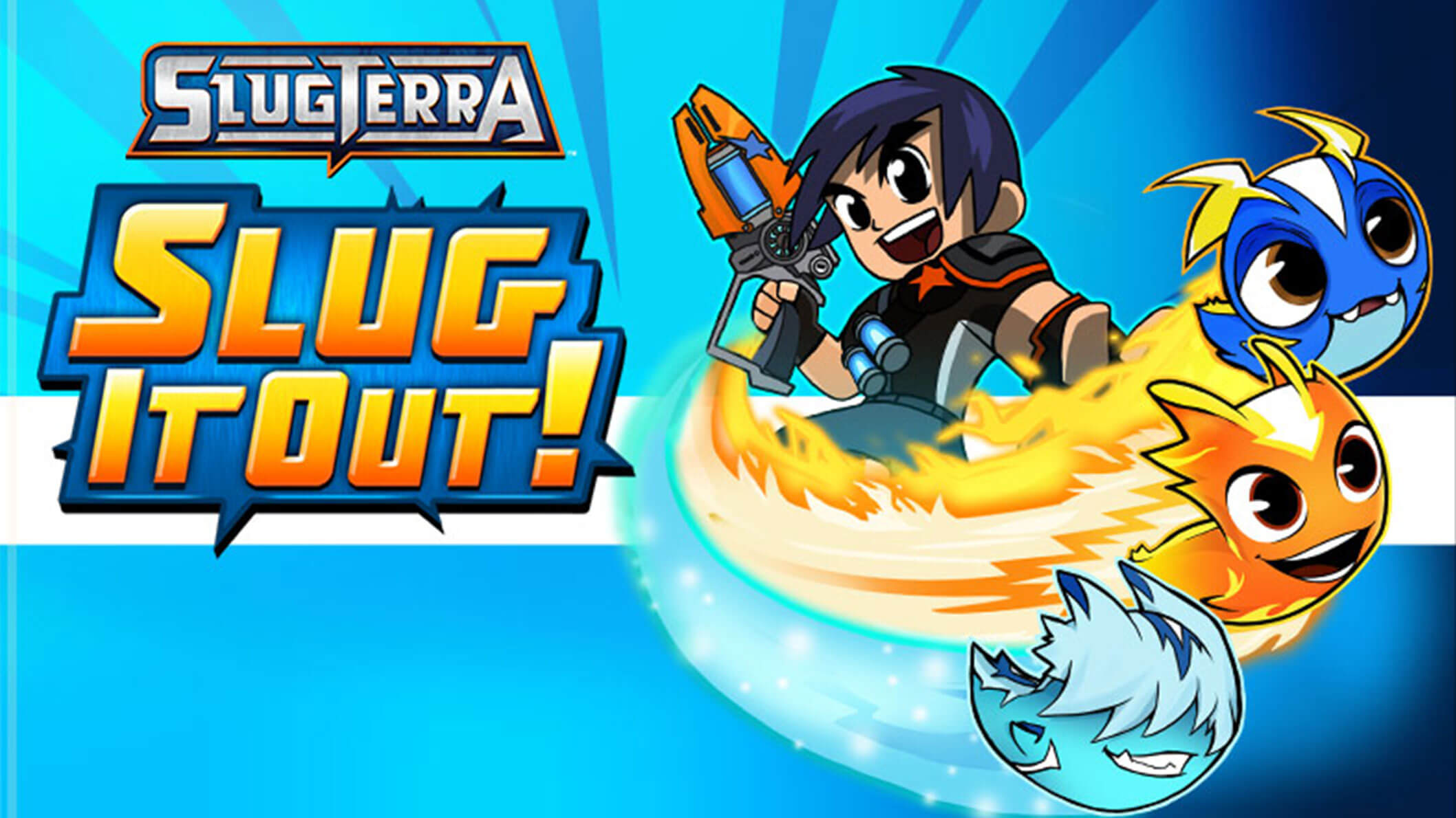 Slugterra Slug It Out!